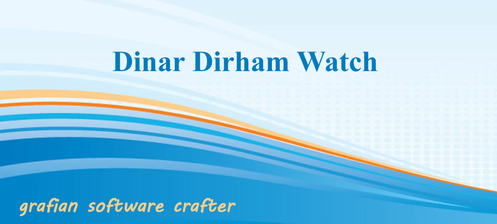 Dinar Dirham Watch